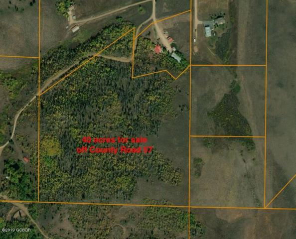 TBD County Road 57, Granby, CO 80446 (MLS #19-973) :: The Real Estate Company