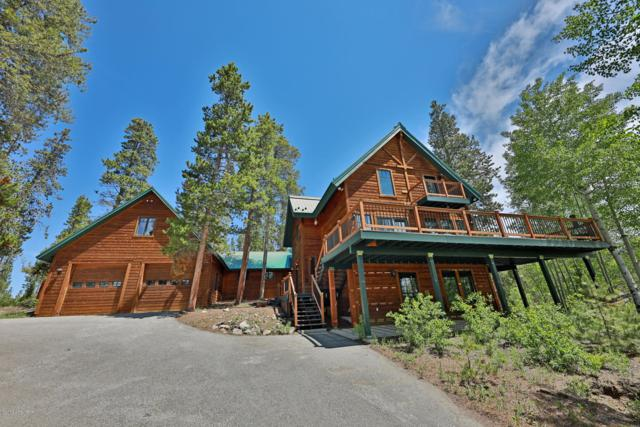 685 Gcr 854, Tabernash, CO 80478 (MLS #19-975) :: The Real Estate Company