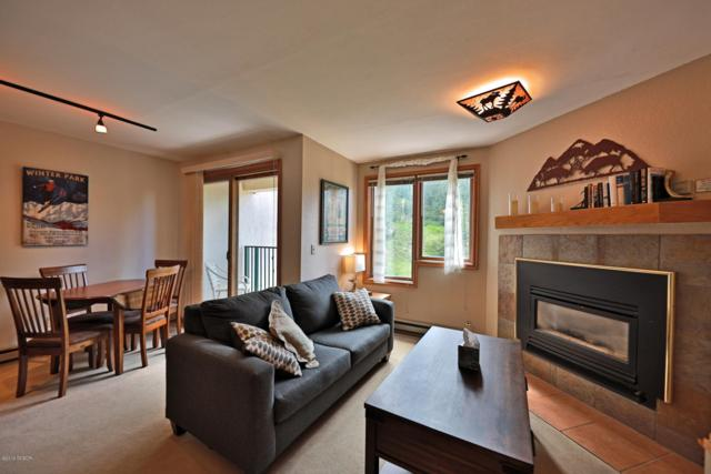 310 Iron Horse Way D4084, Winter Park, CO 80482 (MLS #19-994) :: The Real Estate Company