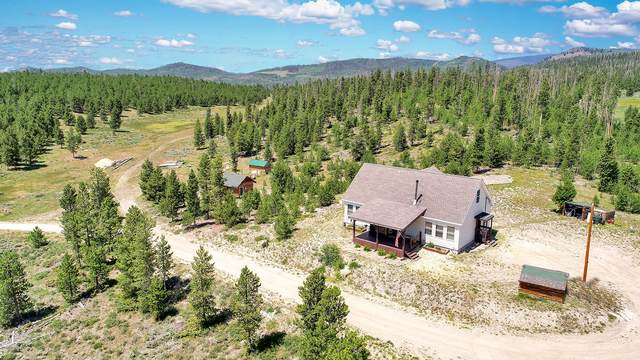 1040 County Road 452, Grand Lake, CO 80447 (MLS #20-1014) :: The Real Estate Company