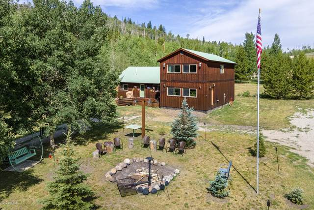79 Gcr 2417, Kremmling, CO 80459 (MLS #20-1016) :: The Real Estate Company