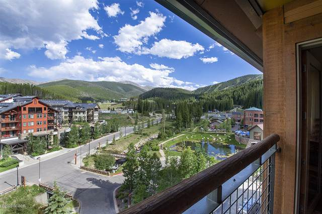 201 Zephyr Way #2602, Winter Park, CO 80482 (MLS #20-1028) :: The Real Estate Company