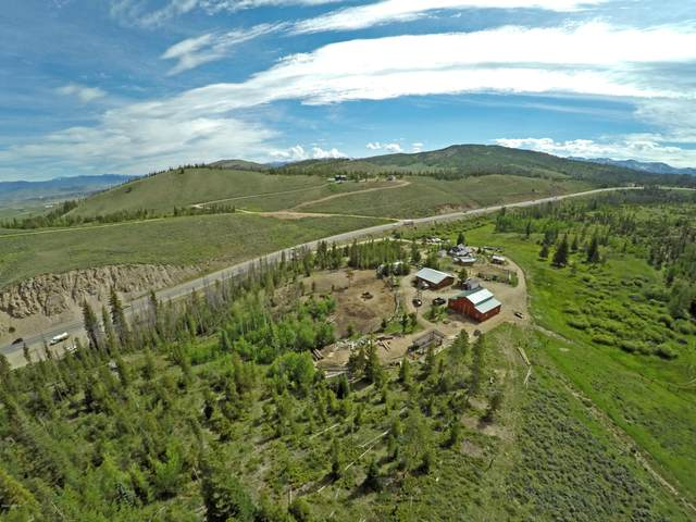 67228 Us-40, Granby, CO 80446 (MLS #20-1032) :: The Real Estate Company