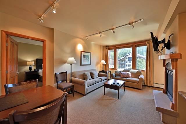 201 Zephyr Way #2406, Winter Park, CO 80482 (MLS #20-1055) :: The Real Estate Company
