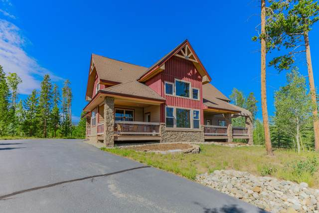 358 Leland Creek Circle, Winter Park, CO 80482 (MLS #20-1063) :: The Real Estate Company