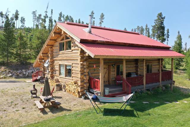 10943 Us Hwy 34, Grand Lake, CO 80447 (MLS #20-1065) :: The Real Estate Company