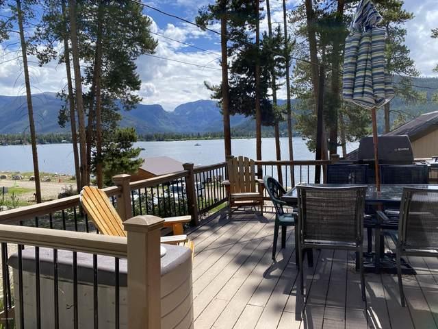 425 Lake Kove #9, Grand Lake, CO 80447 (MLS #20-1067) :: The Real Estate Company