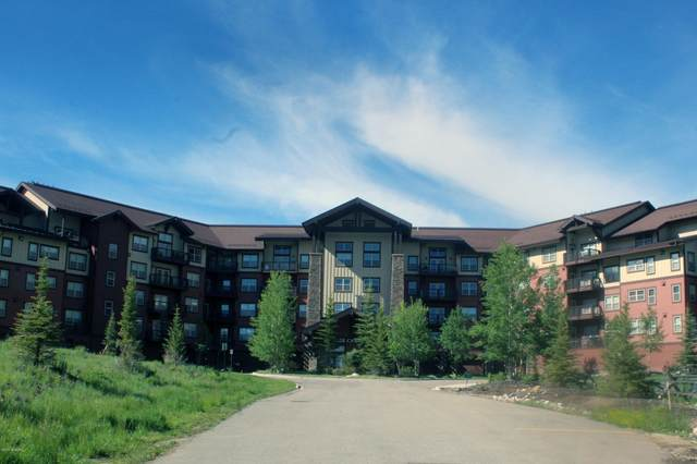 300 Base Camp Circle #111, Granby, CO 80446 (MLS #20-1070) :: The Real Estate Company