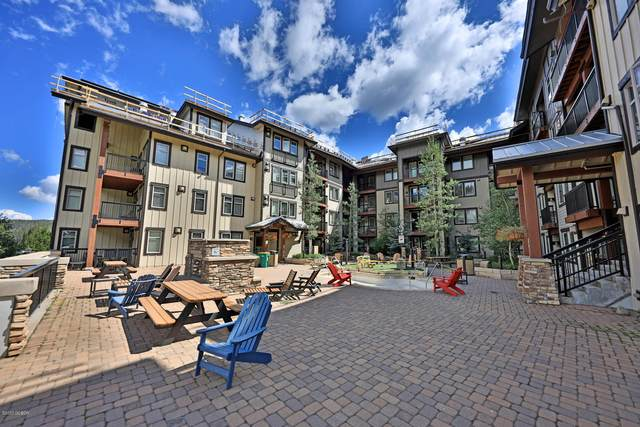 670 Winter Park Drive #3511, Winter Park, CO 80482 (MLS #20-1085) :: The Real Estate Company