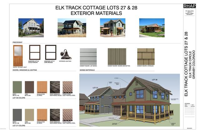 220 Elk Track, Granby, CO 80446 (MLS #20-109) :: The Real Estate Company