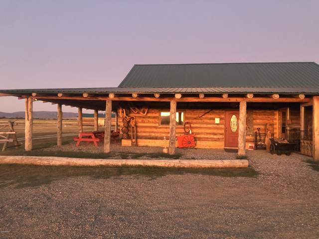 35151 Hwy 14, Walden, CO 80480 (MLS #20-1094) :: The Real Estate Company