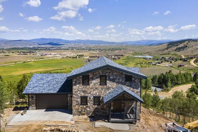 356 Gcr 897, Granby, CO 80446 (MLS #20-1095) :: The Real Estate Company