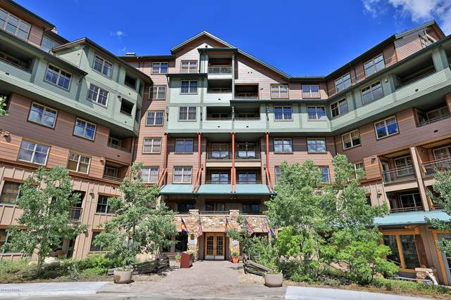 401 Nystrom Lane #1307, Winter Park, CO 80482 (MLS #20-1098) :: The Real Estate Company