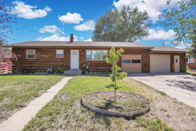 210 N 7th Street, Kremmling, CO 80459 (MLS #20-1101) :: The Real Estate Company