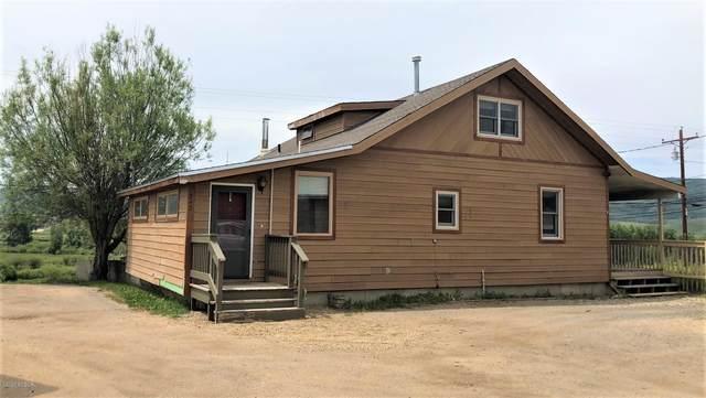242 E Agate Avenue Units A & B, Granby, CO 80446 (MLS #20-1112) :: The Real Estate Company