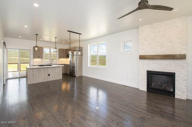 220 Elk Track, Granby, CO 80446 (MLS #20-1116) :: The Real Estate Company