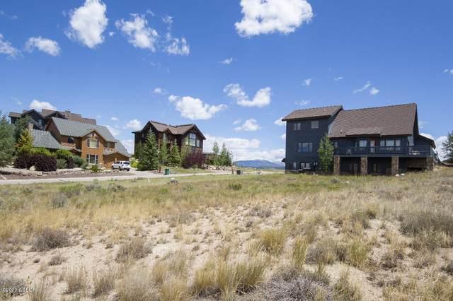 708 Saddle Ridge, Granby, CO 80446 (MLS #20-1117) :: The Real Estate Company