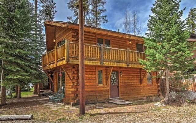 1224 Lake, Grand Lake, CO 80447 (MLS #20-1122) :: The Real Estate Company