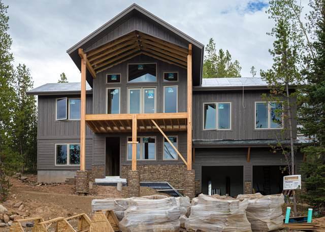 1055 Mt Neva Drive, Granby, CO 80446 (MLS #20-1128) :: The Real Estate Company