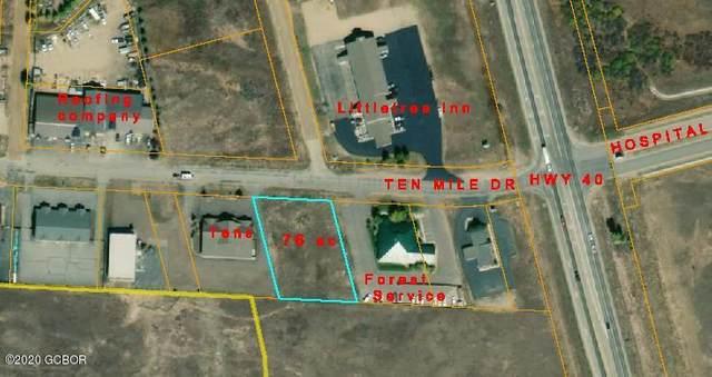 13 Ten Mile Drive, Granby, CO 80446 (MLS #20-1131) :: The Real Estate Company