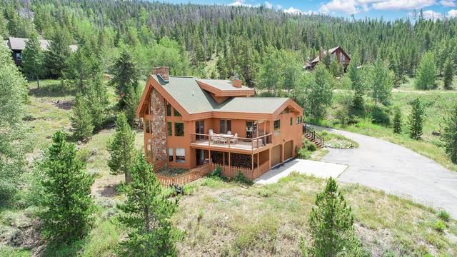 293 Marmot Drive, Granby, CO 80446 (MLS #20-1140) :: The Real Estate Company