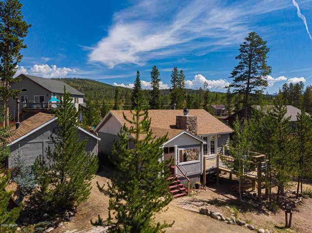 181 Gcr 874 Drive, Tabernash, CO 80478 (MLS #20-1145) :: The Real Estate Company