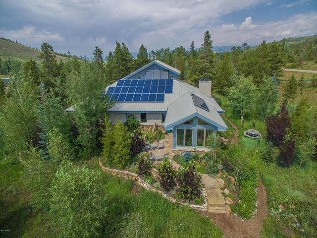2179 Gcr 88, Granby, CO 80446 (MLS #20-1148) :: The Real Estate Company