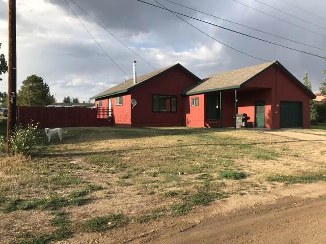 345 Avenue A, Granby, CO 80446 (MLS #20-1158) :: The Real Estate Company