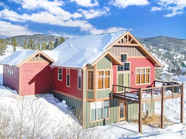 1435 Lone Eagle Drive, Granby, CO 80446 (MLS #20-116) :: The Real Estate Company