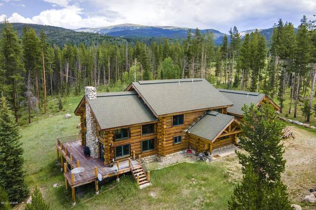 3772 Gcr 8, Fraser, CO 80442 (MLS #20-1161) :: The Real Estate Company