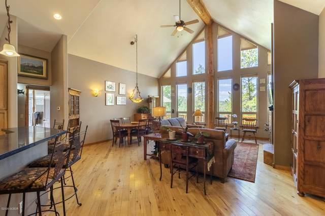 790 Gcr 412, Granby, CO 80446 (MLS #20-1162) :: The Real Estate Company