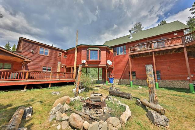 120 Gcr 490, Grand Lake, CO 80447 (MLS #20-1295) :: The Real Estate Company