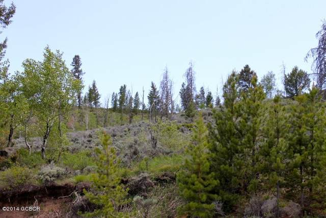 Tbd, Hot Sulphur Springs, CO 80451 (MLS #20-1310) :: The Real Estate Company