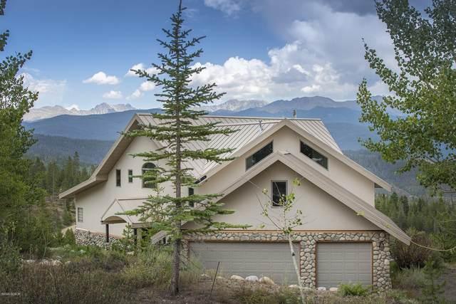939 Gcr 855, Tabernash, CO 80478 (MLS #20-1314) :: The Real Estate Company