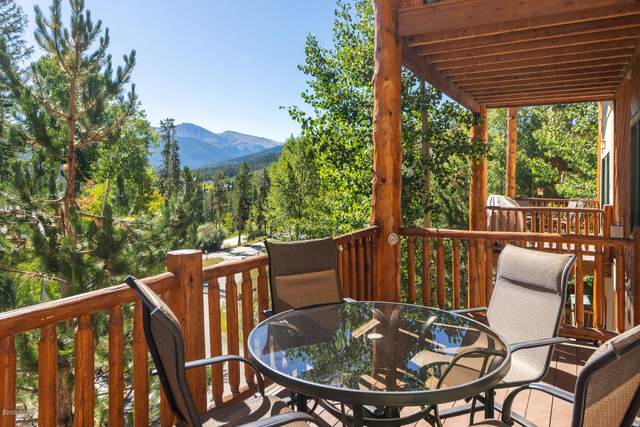 147 Forest Trail #4, Winter Park, CO 80482 (MLS #20-1321) :: The Real Estate Company