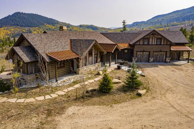 3895 Dexter Ridge Road, Granby, CO 80446 (MLS #20-1337) :: The Real Estate Company