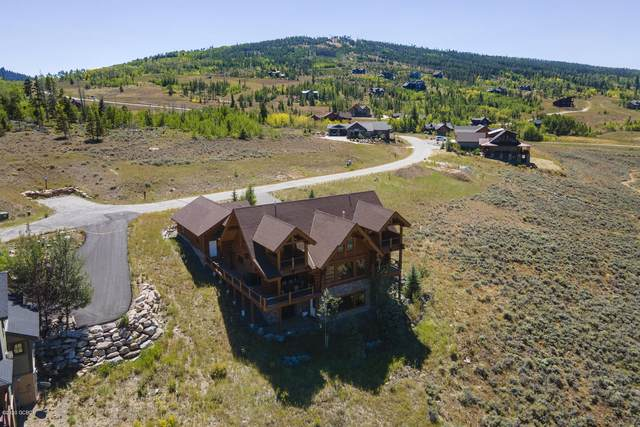 743 Upper Ranch View Road, Granby, CO 80446 (MLS #20-1343) :: The Real Estate Company