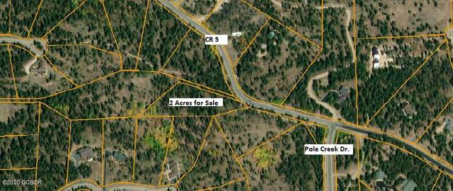 5415 County Rd 5, Tabernash, CO 80478 (MLS #20-1375) :: The Real Estate Company