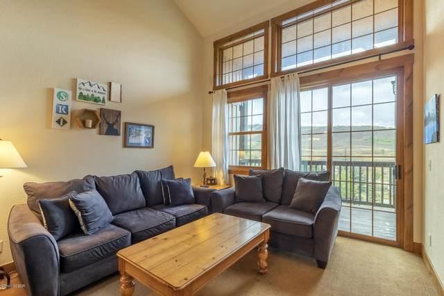 5302 North Star 5-302, Granby, CO 80446 (MLS #20-1378) :: The Real Estate Company