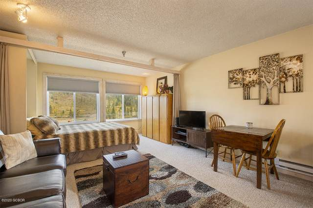 79114 Us Hwy 40 #102, Winter Park, CO 80482 (MLS #20-1401) :: The Real Estate Company
