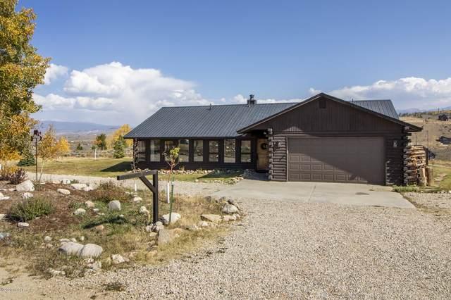 136 Gcr 8940/Hummingbird, Granby, CO 80446 (MLS #20-1421) :: The Real Estate Company