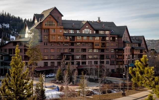 201 Zephyr Way #2209, Winter Park, CO 80482 (MLS #20-144) :: The Real Estate Company