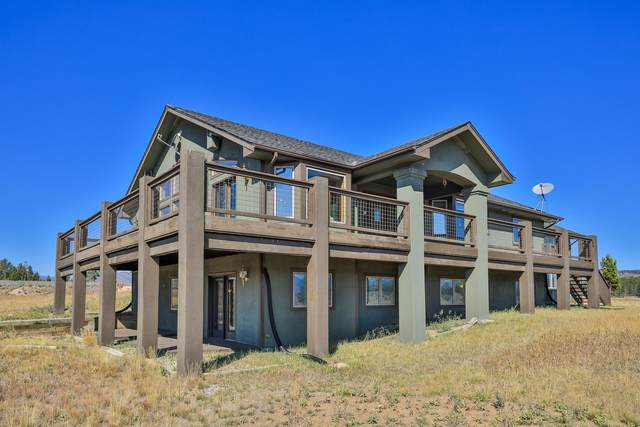 384 County Rd 519, Tabernash, CO 80478 (MLS #20-1465) :: The Real Estate Company