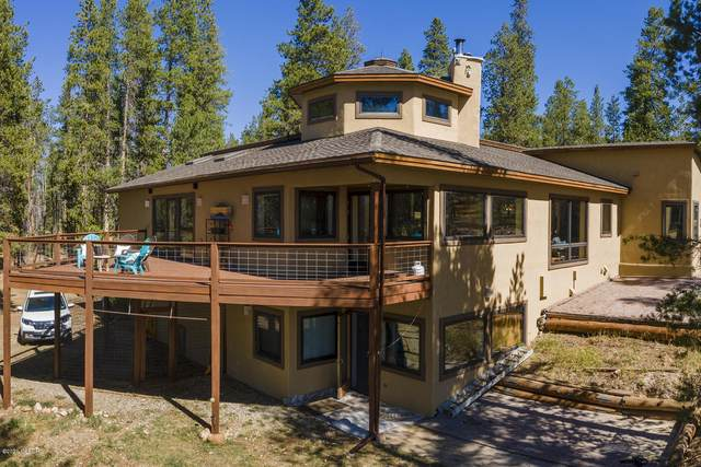 229 Gcr 8316, Tabernash, CO 80478 (MLS #20-1500) :: The Real Estate Company
