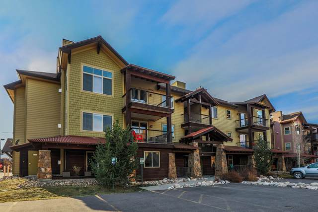 801 Trailhead Circle #821, Winter Park, CO 80482 (MLS #20-1552) :: The Real Estate Company