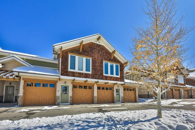 558 Baker Drive #558, Winter Park, CO 80482 (MLS #20-1560) :: The Real Estate Company