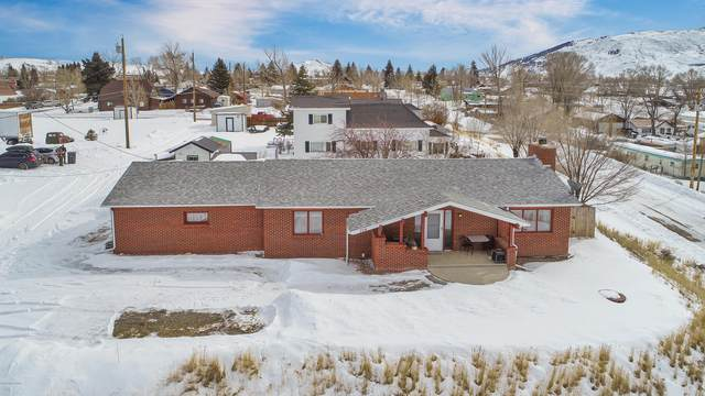 304 2ND Street, Kremmling, CO 80459 (MLS #20-159) :: The Real Estate Company
