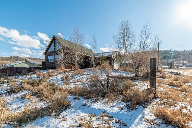 900 First Street, Hot Sulphur Springs, CO 80451 (MLS #20-1682) :: The Real Estate Company