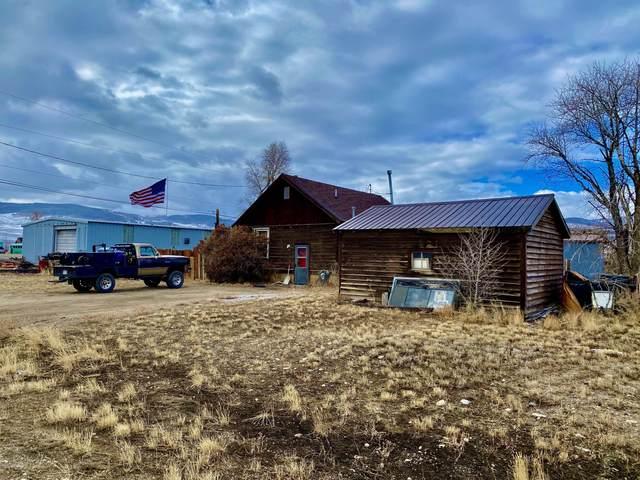 109 N Pine Street, Kremmling, CO 80459 (MLS #20-1684) :: The Real Estate Company