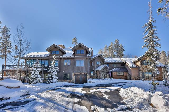 845 Elk Trail, Winter Park, CO 80482 (MLS #20-1686) :: The Real Estate Company